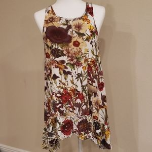 Anthropologie ENTRE Dress Small